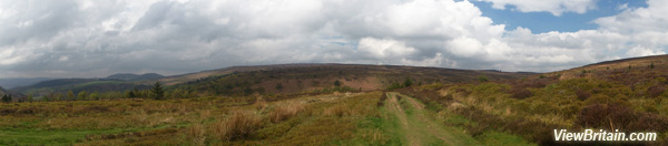 Worlds End Wrexham Wales