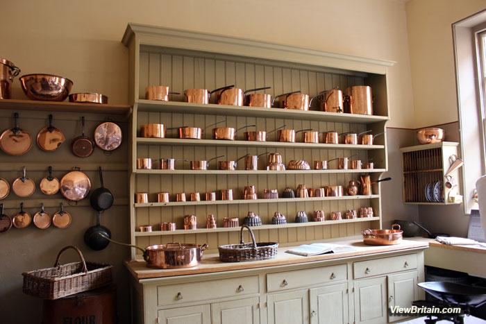 Kitchen in Attingham Park
