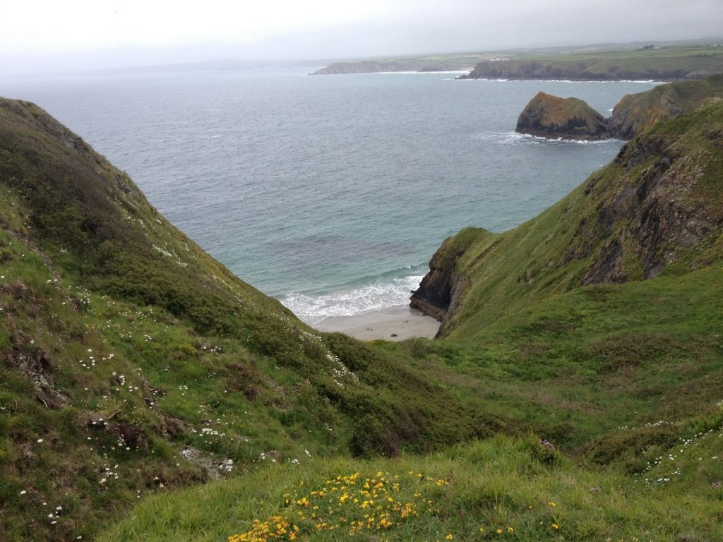 A-cove-in-lizard-peninsula-mullion-cove