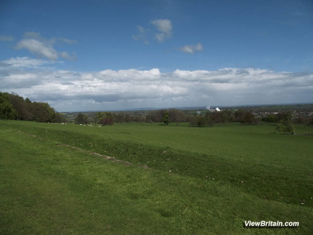 A-view-over-the-Ha-Ha-of-the-Parklands-Chirk-Castle-Wales