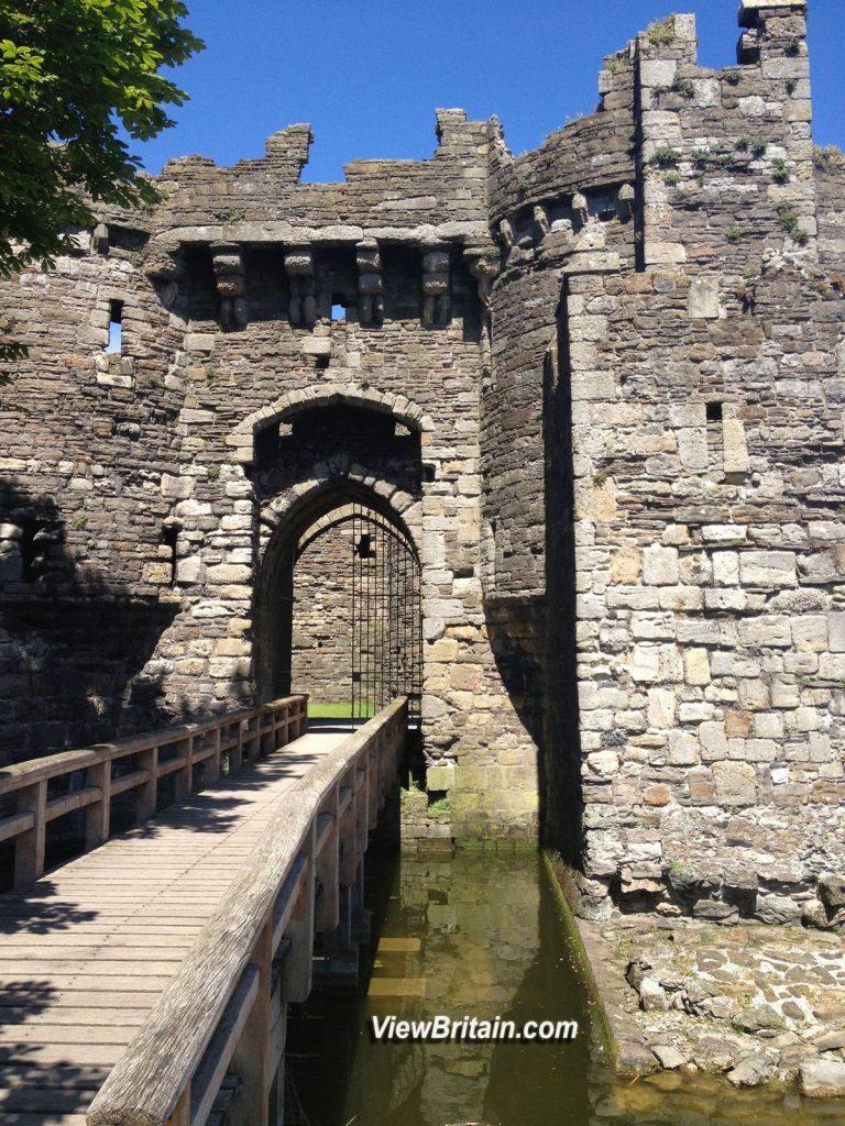 Beaumaris-Castle-Main-Entrance