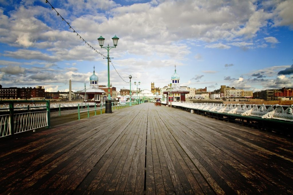 Blackpool-North Pier-on-the-pier-photo