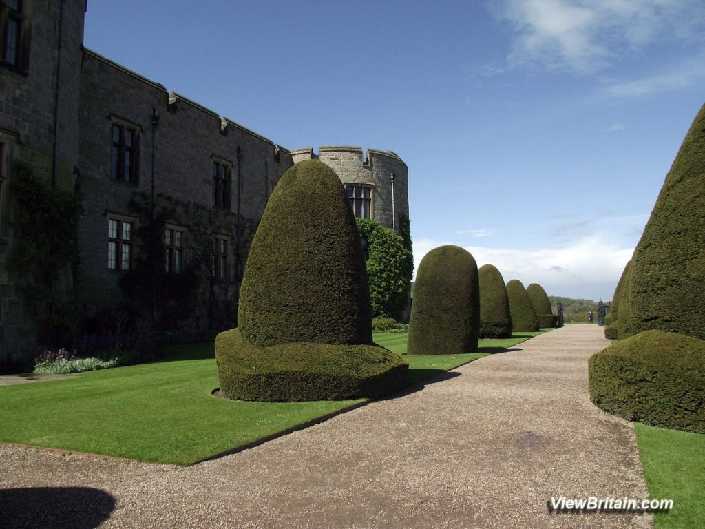 Chirk-Castle-Entrance-Wrexham-Wales
