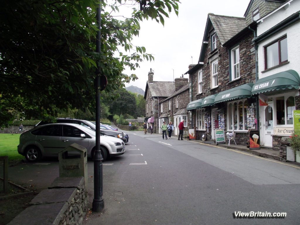 College-Street-Grasmere-Lake-District