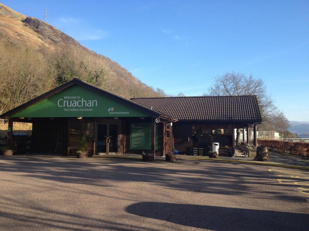 Cruachan Visitors Centre - Scotland