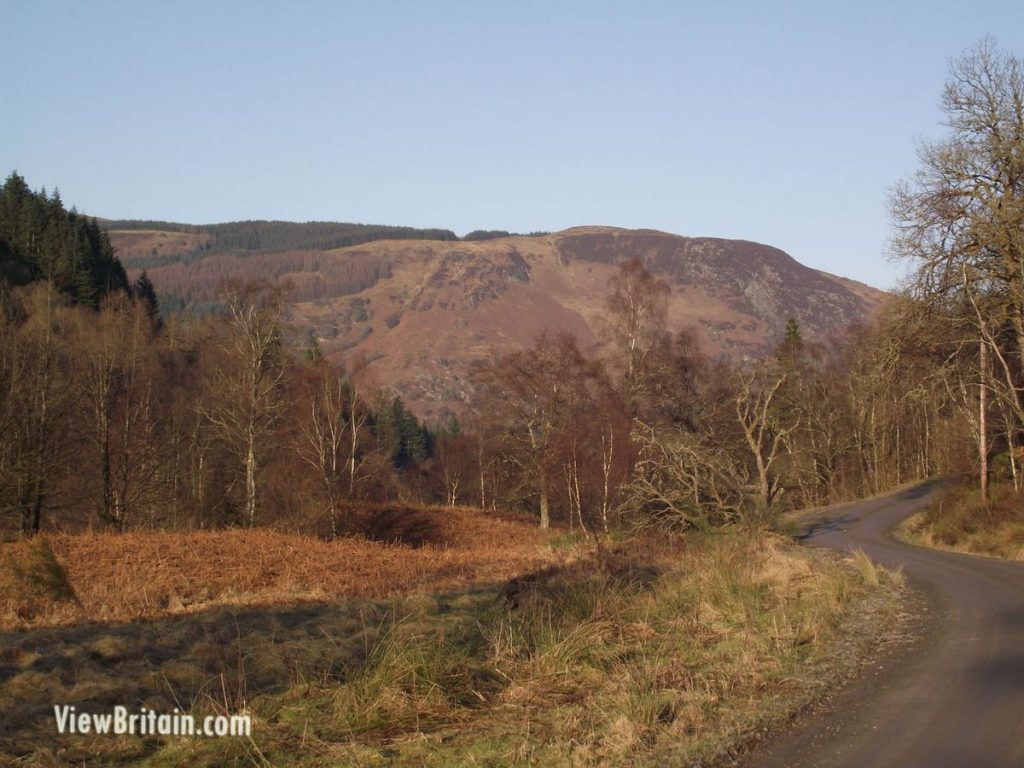 Garbeg-Hill-Forest-Drive-Loch-Ard-Forest