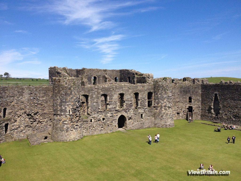 Inside-Beaumaris-Castle