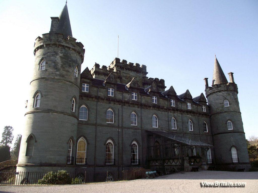 Inveraray-Castle-Argyll-and-Bute-Scotland