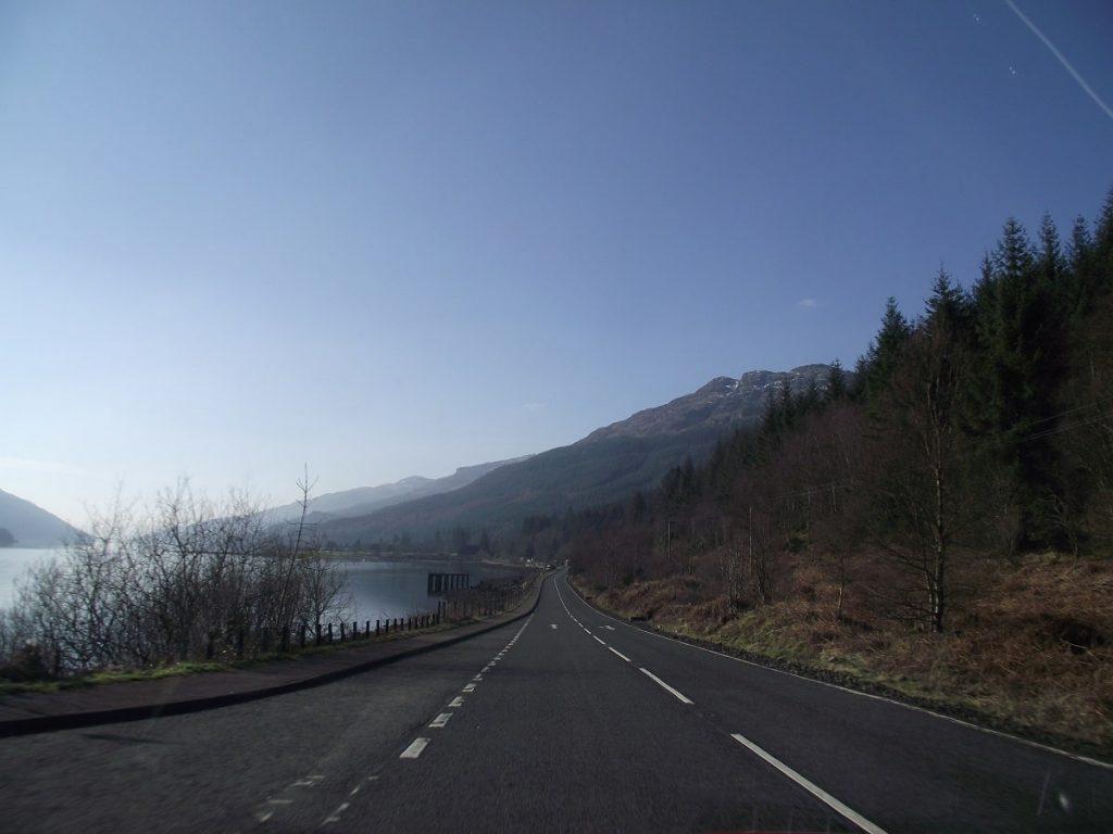 Luss-Village-to-Inveraray-drive