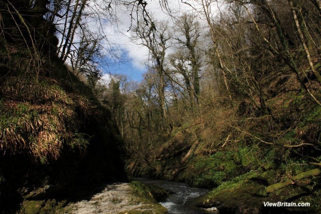 River-Lyd-Lydford-Gorge