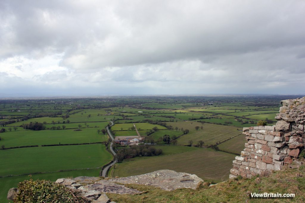 View-across Cheshire-from-Beeston-Castle