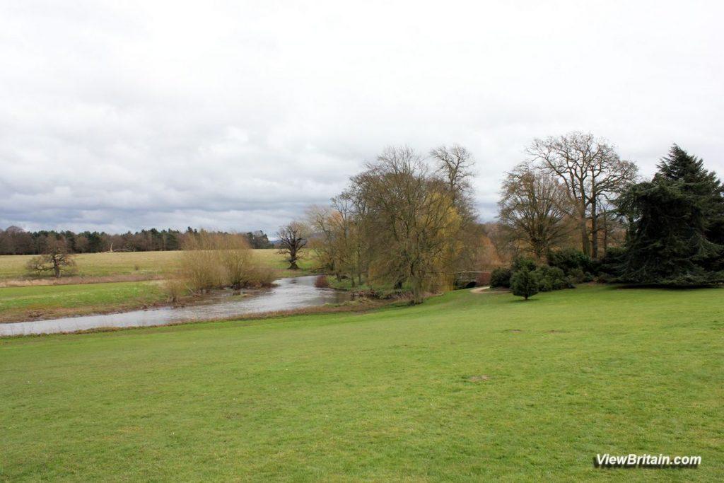 View-opposite-Attingham-Park-house