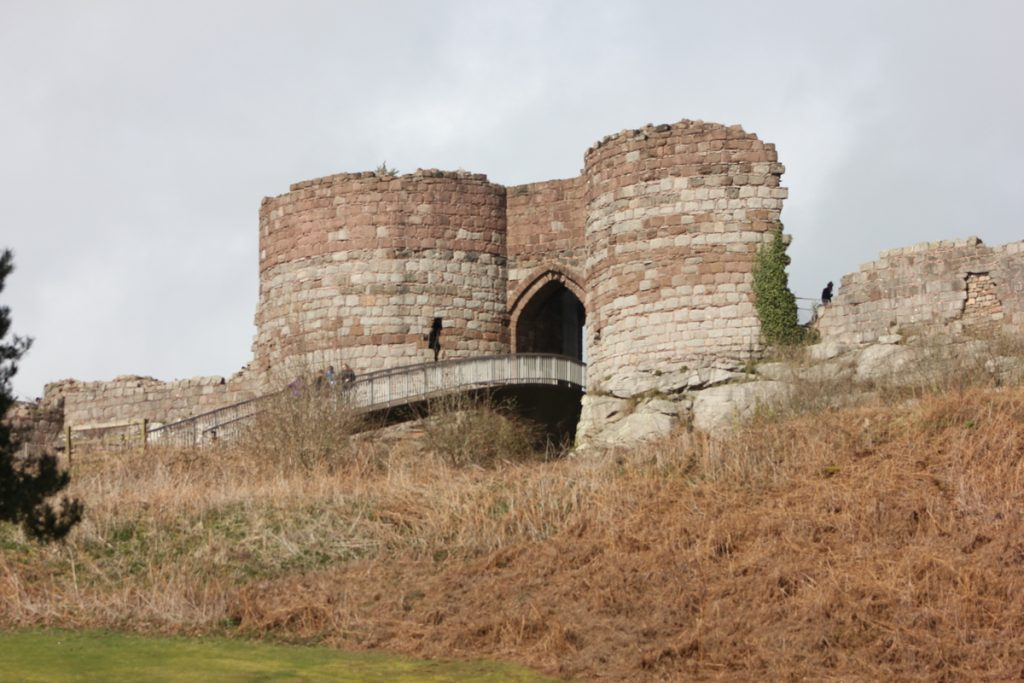 bridge-over-rock-cut-ditch-protecting-inner-ward-at-beeston-castle
