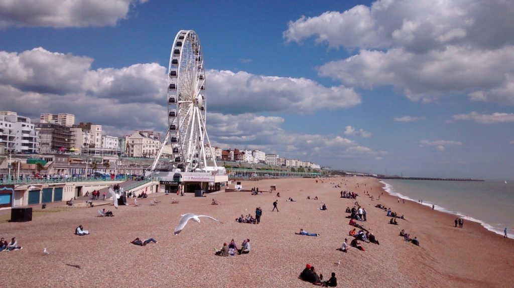 brighton-beach-and-brighton-wheel