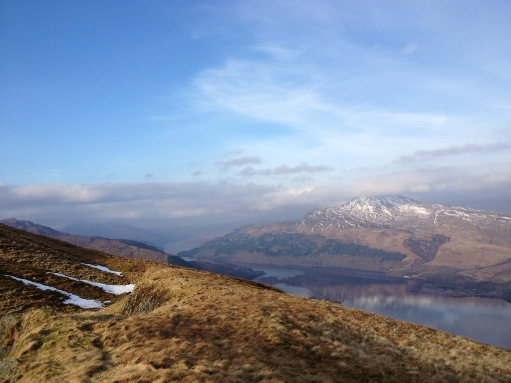 majestic-views-of-the-mountains-from-hill-near-luss-village