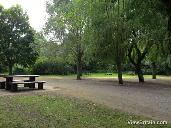 picnic-spot-in-dinton-pastures-country-park