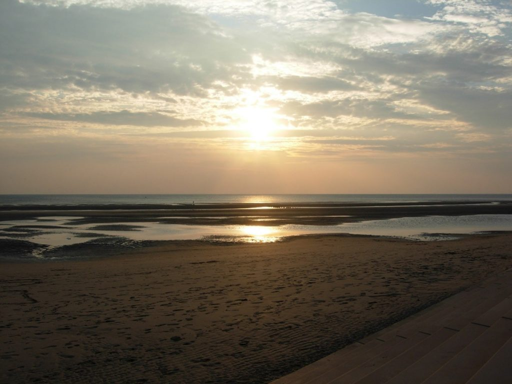 sunset-at-blackpool-beach
